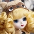 Little Pullip+ Madame Raccoon