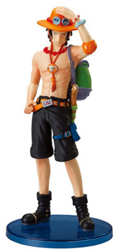 main photo of Super One Piece Styling Star Hero: Portgas D. Ace
