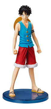main photo of Super One Piece Styling Star Hero: Monkey D. Luffy