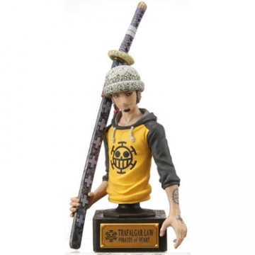 main photo of One Piece Statue 01: Trafalgar Law