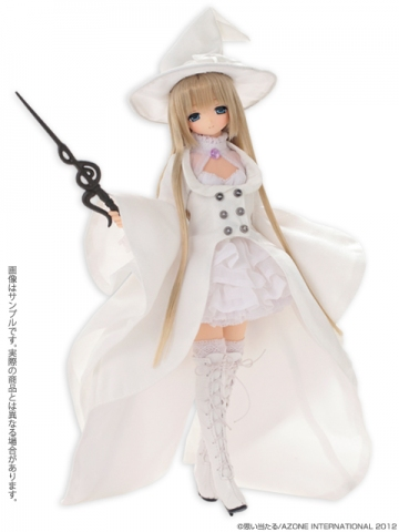 main photo of PureNeemo: Mia Majokko, Witch of the Note White Ver.