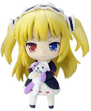 main photo of Boku wa Tomodachi ga Sukunai Strap Figure Collection: Kobato Hasegawa