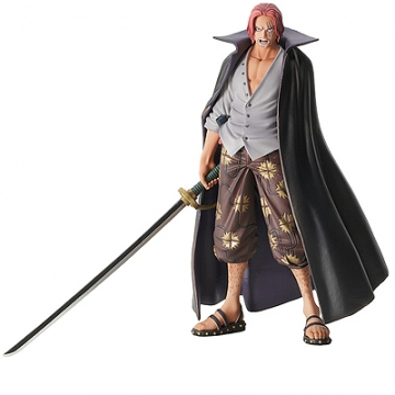 main photo of The Grandline Men Vol.8: Shanks