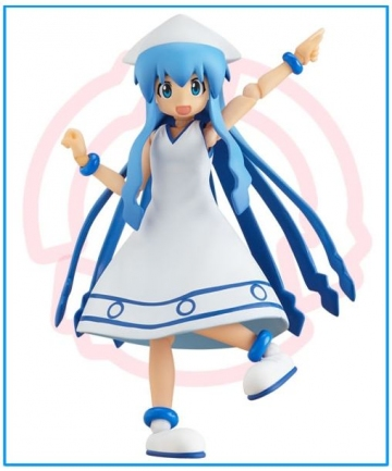 main photo of Revoltech: Ika Musume