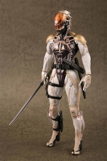main photo of Real Action Heroes 360 Raiden