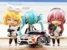 photo of Nendoroid Petite: Racing Miku Set 2011 Ver.: Hatsune Miku