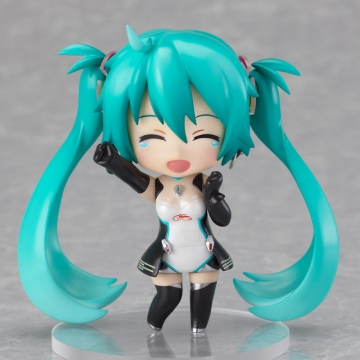 main photo of Nendoroid Petite: Racing Miku Set 2011 Ver.: Hatsune Miku