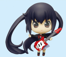 main photo of Deformation Maniac Figure Collection Pocket Vol. 2: Nakano Azusa