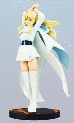 main photo of DX Figure: Sheryl Nome White ver.