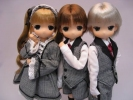 photo of Mama Chapp: Boys Butler Costume Ver No.2. (Blond hair)