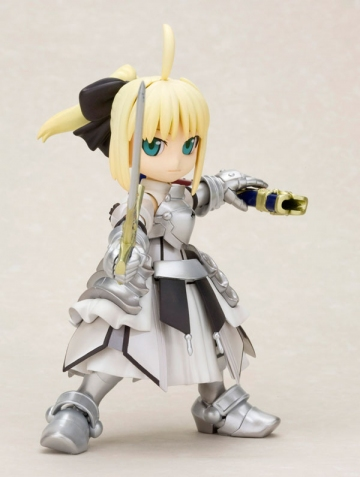 main photo of Character Plastic Model Saber Lily-san