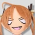 Movic Negima!? Plushies: Kagurazaka Asuna DX Version