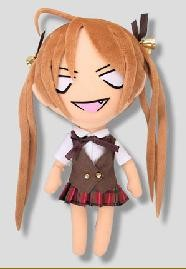 main photo of Movic Negima!? Plushies: Kagurazaka Asuna DX Version