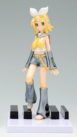 main photo of Vocaloid EX Figures: Kagamine Rin Ver. 1.5