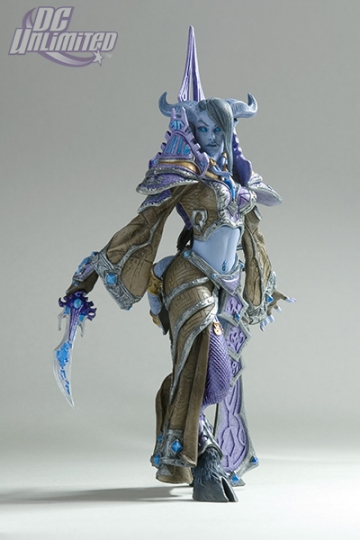 main photo of World of Warcraft Series 3: Draenei Mage Tamuura