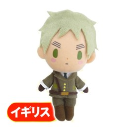 main photo of Movic Hetalia Axis Powers Plushies: England
