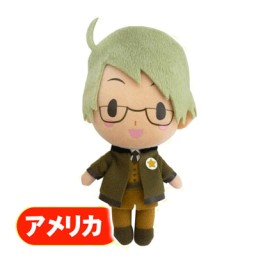 main photo of Movic Hetalia Axis Powers Plushies: America