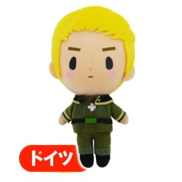 main photo of Movic Hetalia Axis Powers Plushies: Germany