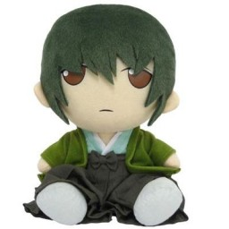 main photo of Movic Gintama Childhood Plushie: Katsura Kotaro