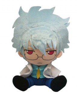 main photo of Gintama Plushie 3-Z Class Series: Sakata Gintoki