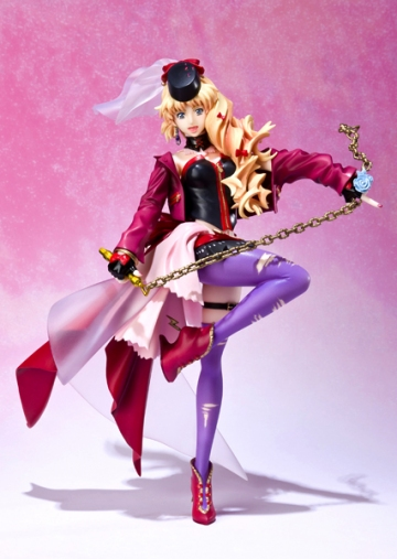 main photo of Figuarts Zero Sheryl Nome Shine of the Valkyrie Ver.