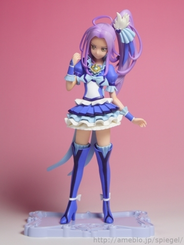 main photo of DX Figure Suite PreCure♪: Cure Beat