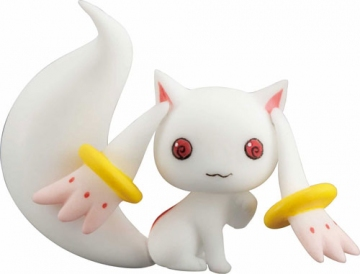 main photo of Cutie Figure Mascot: Kyuubey