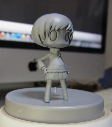 main photo of Satonaka Chie SD Ver.