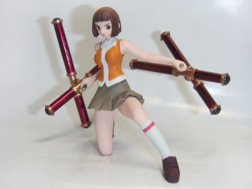 main photo of Mai-HIME Collection Figure Part 2: Higurashi Akane