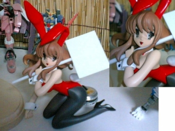 main photo of Asahina Mikuru Bunny Ver.