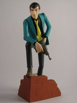 main photo of HGIF Lupin III #2: Lupin III (first TV series versions)