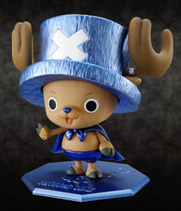 main photo of P.O.P Limited Edition Chopper Man Blue Metallic Ver.