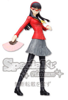 main photo of Persona 4 The Animation Special Kuji Platinum: Amagi Yukiko