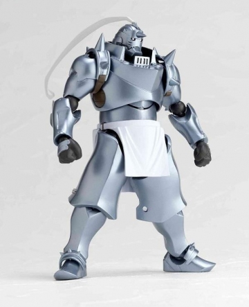main photo of Revoltech Series No.117: Alphonse Elric