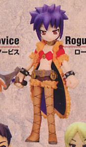 main photo of Ragnarok Online Trading Figure Box: Rogue