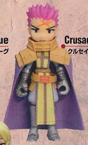 main photo of Ragnarok Online Trading Figure Box: Crusader