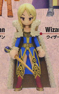main photo of Ragnarok Online Trading Figure Box: Wizard