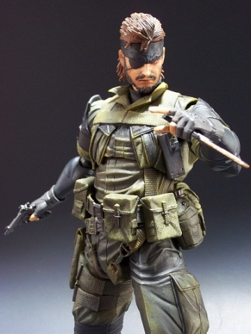 main photo of Snake Jungle Fatigues Ver.