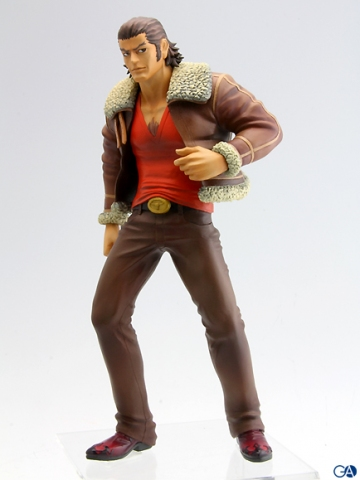 main photo of Tiger & Bunny DXF Figure Vol.1: Antonio Lopez