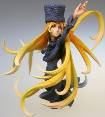main photo of Super Figure Legend Adieu Galaxy Express 999: Maetel (A)