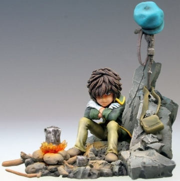 main photo of Super Figure Legend - Adieu Galaxy Express 999: Hoshino Tetsuro (A)
