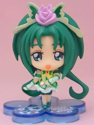 main photo of Deformaster Petit Precure All Stars Ver.pretty: Cure Mint