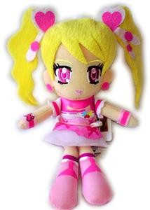 main photo of Fresh Pretty Cure Plush Doll: Cure Peach