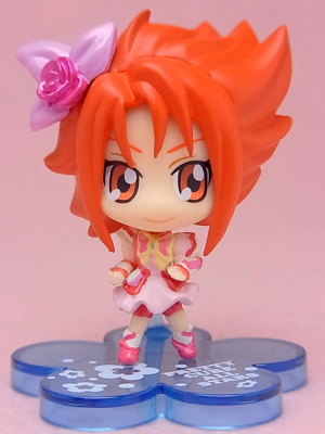 main photo of Deformaster Petit Precure All Stars Ver.pretty: Cure Rouge