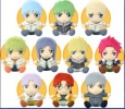 photo of Movic Nuigurumi Mascot Plushies La Corda D'Oro ~secondo passo~ Shinobu Osaki