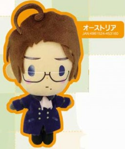 main photo of Movic Hetalia Axis Powers Plushies: Austria