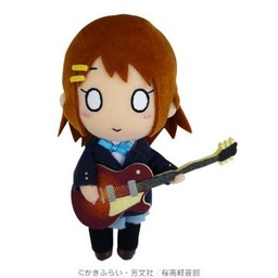 main photo of Movic K-ON! Plushies: Yui Hirasawa