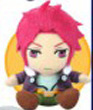 main photo of Movic Nuigurumi Mascot Plushies La Corda D'Oro ~secondo passo~ Etou Kiriya