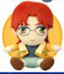main photo of Movic Nuigurumi Mascot Plushies La Corda D'Oro ~secondo passo~ Shinobu Osaki