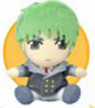 main photo of Movic Nuigurumi Mascot Plushies La Corda D'Oro ~secondo passo~ Ryotaru Tsuchira
